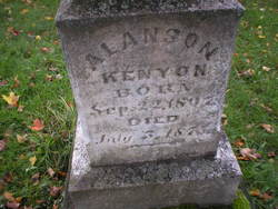 Alanson Kenyon