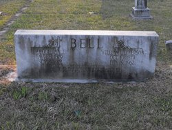 Margaret Muggie <i>Hall</i> Bell