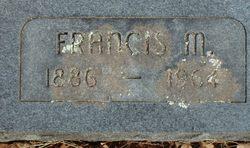 Francis Marion Frank Craig