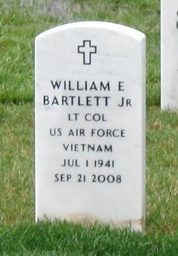 William E Bartlett, Jr