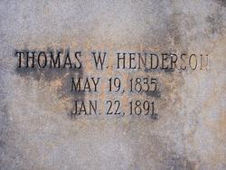 Thomas W. Henderson
