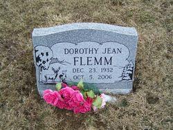 Dorothy Jean <i>Lowmaster</i> Flemm