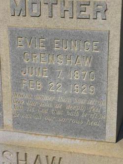 Evie Eunice <i>Simpson</i> Crenshaw