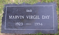 Marvin Virgil Day