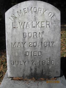 Lemuel Walker