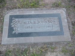 Alta B. Johnson