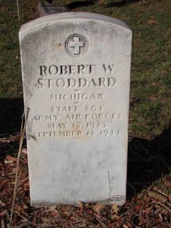 Robert W Stoddard