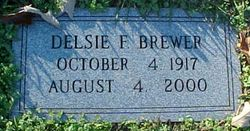 Delsie F. Brewer