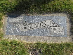 Arnold George Wolbeck