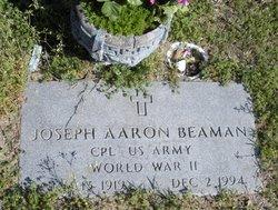 Joseph Aaron Beaman
