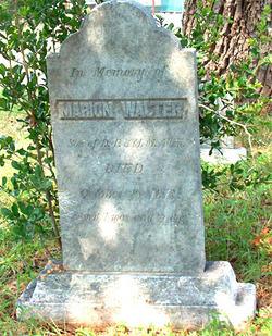 Marion Walter Allen