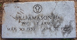 Bill Amason, Jr