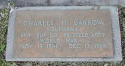 Charles M Barrow