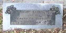 Hazel Barrow