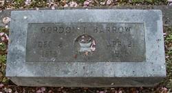 Gordon T Barrow