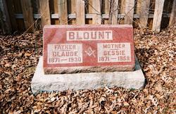 Claude Blount