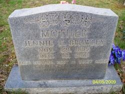 Jennie Estalee <i>Rogers</i> Brawley