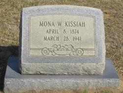 Mona <i>W.</i> Kissiah