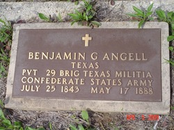 Benjamin Goodrich Angell