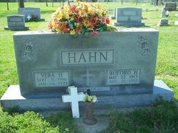 Vera Louise <i>Hammill</i> Hahn