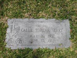 Callie Lorena <i>Barnhill</i> Terry
