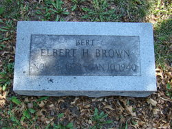 Elbert Henry Brown