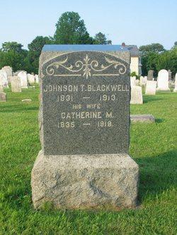 Johnson T. Blackwell