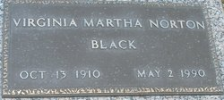 Virginia Martha <i>Norton</i> Black