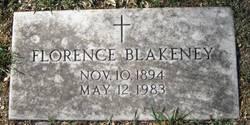 Florence <i>McClure</i> Blakeney