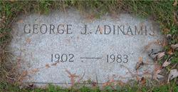 George J. Adinamis