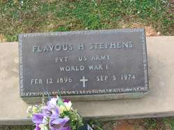 Flavous H. Stephens