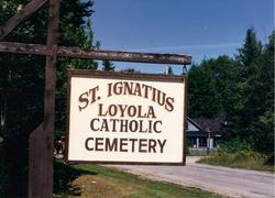 Saint Ignatius Catholic Cemetery