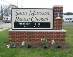 Smith Memorial Baptist Church Cemetery