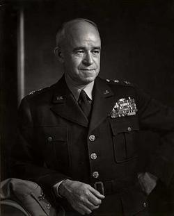 Gen Omar Nelson Bradley