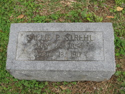 Sallie Long <i>Padgett</i> Strehl