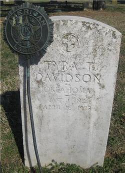 Tyra Theodore Teddy Davidson