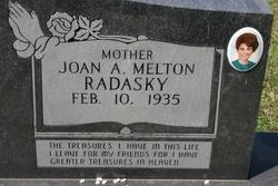 Joan A. <i>Melton</i> Radasky