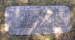 Thomas Lloyd Maupin