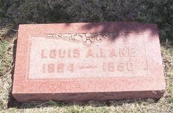 Louis Ardell Lane