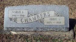 Abbie L. <i>Caldwell</i> Chambers