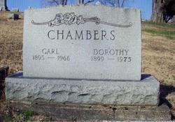 Dorothy <i>Norris</i> Chambers