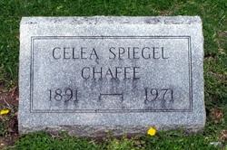 Celea S. <i>Spiegel</i> Chafee