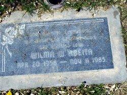 Wilma Winifred Abeita