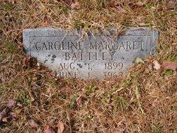 Caroline Margaret Battley