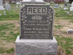 Frances Fannie <i>Wymore</i> Reed