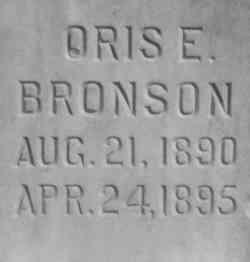 Oris E Bronson