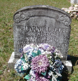 Winfred Darnell Goff