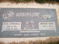 Gail <i>Morrell</i> Bentley