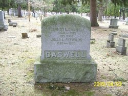 Julia L. <i>Reynolds</i> Caswell