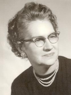 Opal Juanita <i>LaShelle</i> Plamann